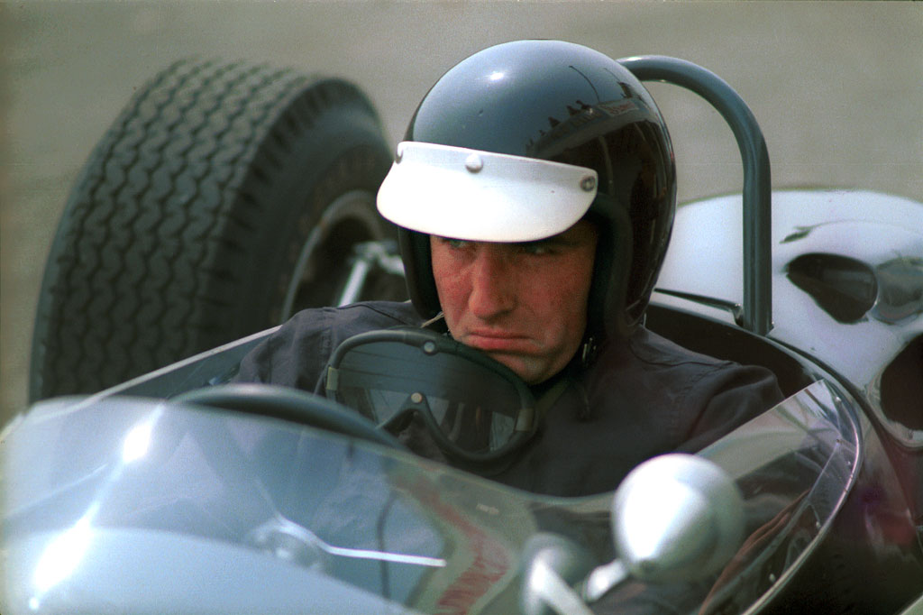 Frank Williams på Ring Djursland 1966 – Kamera: Edixa Mat Reflex. Objektiv: Soligor 180 mm. Film: Kodak