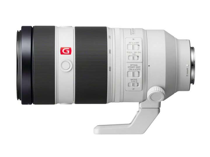 New FE 100-400mm F4.5–5.6 Telephoto Zoom from Sony