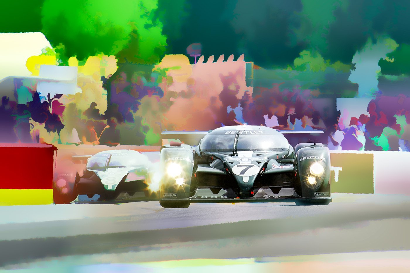 IB-TREBBIEN-Bentley-at-Le-Mans